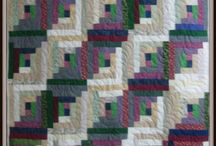 Machine Quilting/Patchwork / Great patchwork quilting ideas, quilts, patterns, machine quilting, and more. / by Mary Manson