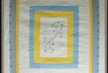 Machine Quilting - Thread Painting / Great machine quilting and thread painting ideas / by Mary Manson Quilts