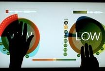 GUI/UI/UX Mix / by Mavis Hageman