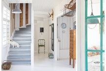 Interior | Hall+Stair+Entry. / by Sarah Beaupre