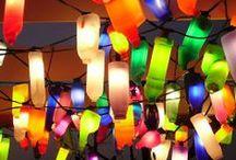 Lighting / by Urban Gardens