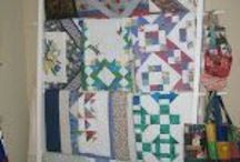 Quilting Organization and Gadgets / Quilt gadgets, organize my studio ideas, and other great quilting ideas and time savers. / by Mary Manson