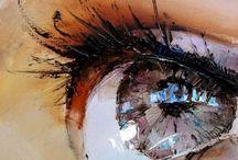 Beautiful fun art  / by Melanie Stanek