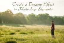 Photoshop & Elements / by Marsha Fagerstrom