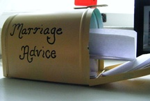 Marriage - when it's broke fix it! / by Lori Hagarty