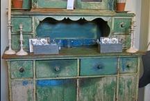 Primitive Treasures! <3 / by Barb Hahler