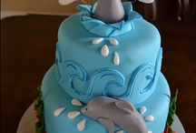 Fondant Cake Decorating / by Annette Chenault