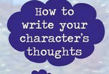 Writing and Authors / by Marsha Fagerstrom
