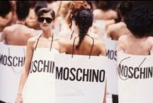 Celebrating Moschino 30th Anniversary! / A sneak peek into the world of Moschino and the Spring/Summer 2014 collection / by Moschino