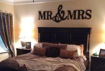 Master bedroom / by Lori Hagarty