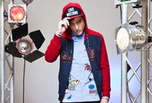 Love Moschino Uomo Fall/Winter 2014-2015 pre-collection / Love Moschino Uomo Fall/Winter 2014-2015 pre-collection #lovemoschino #fall #winter #fashion #menswear   / by Moschino