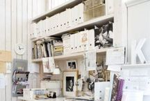 organize and storage / by Debbie Booth