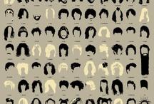 Cosas que amamos / Aparte del pelo, nuestros intereses son montones. Acá los compartimos un poco. / by Solo Para Muñecas