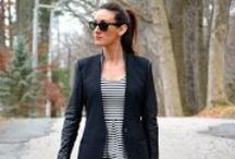 Wear to Work : The Blogger Collective / A collection of fashion inspiration for the professional working woman - brought to you buy real working women who blog. / by Catalina K @ City and Burbs