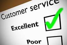 Customer Service / by Reviewer Card