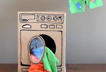 Recycle & Reuse / by Sarah Dickinson
