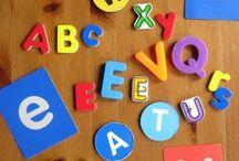 Preschool Play & Learning / by Sarah Dickinson