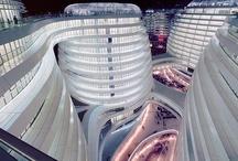 Architecture / by Sena Serene