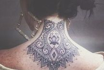 Tattoos / by Kitty Stoop