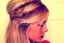 Hair & War Paint / by Hannah Hilton