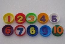 Math Mania / Math learning and activity ideas: number, patterns, shapes, time, money, etc. / by Sarah Dickinson