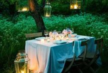 Gardens and outdoor spaces / by Annelle Strydom Schwartzkopff