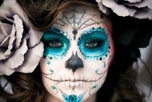 halloween makeup / by Summer Ann