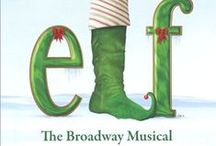 The best way to spread Christmas Cheer... / Elf: The Musical at The Long Center, November 28 - 30. Elf: The Musical is the hilarious tale of Buddy, a young orphan who mistakenly crawls into Santa's bag of gifts and is transported to the North Pole. With Santa's permission, Buddy embarks on a journey to New York City to find his birth father and discover his true identity. / by Long Center for the Performing Arts