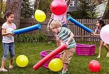 Party Ideas - Kids / by Neat Dream Spaces Home Organizing