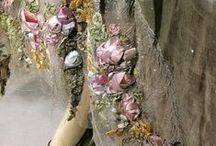 DIY : L' atelier  du vêtement /  créations de vêtements, couture, recyclage de tissu  / by Patricia Benoit-Brumaque
