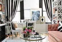 Ambiance. / Future goodies/ideas for my own home. See the trend? / by Laura Kristine