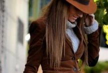 Fashion I Adore  (Fall & Winter) / by Pat Kossler
