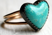 Aqua, Turquoise and Teal / prettiest of the blues / by LauraJeanne .
