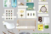 Bug Nursery Ideas / by Cristin Heinbeck