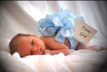 Baby, Precious, Baby / The mother and grandmother in me loves babies even though mine are all almost grown. Babies are amazing, beautiful and so innocent........ truely a gift from God! / by Pat Kossler