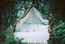 Bedrooms & Sleeping Chambers / by Michelle Celeste Saxey