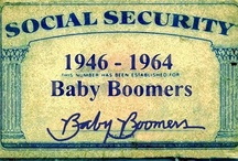 Baby Boomers (1946 -1964) / by Pat Kossler