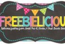 FREEBIELICIOUS / by Live Love Laugh Everyday In Kindergarten