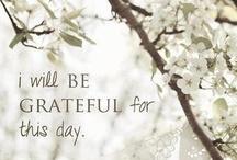 Gratitude Attitude / by Marilyn