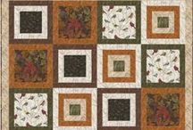 Quilts & Other Projects / Free Patterns, Tutorials, and Project Credits / by Timeless Treasures Fabrics