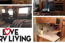 RV Living / I Love RV Living! Pins on tips for RV mods, ideas, coaching and RV living tips / by Susan Lawver