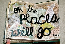 Oh, the places we'll go.. / by Mona Brantley / Organize That