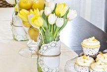 Enjoying the Season: Spring / Every season has something special. Fun ways to embrace Spring! / by Megan Bray | Balancing Home