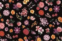 Chloe by Chong-a Hwang / by Timeless Treasures Fabrics