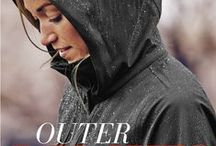 Outer Limits / We took inspiration from the city streets for our winter jacket collection, infusing innovative technology into urban-inspired designs, from down bomber jackets to sleek rain shells. / by Athleta