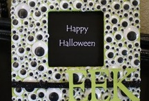 10 October & Halloween / Costumes, Spooky & Scary, Trick or Treating, Decor / by Liz Davis