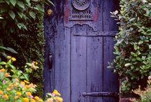 Doors, Gates, Fences.... / by Beth Quarterman