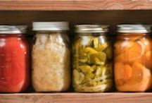 Canning & Preserving / Good food from the garden / by Robin Nieto