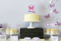 Butterfly Party Ideas / by anna and blue paperie
