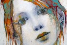 Art: Illustration / Illustrious Illustrations, Posters, & Postcards. / by KatieLeJoi